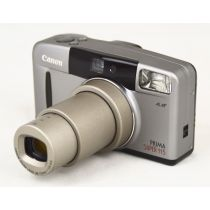 Canon Prima Super 115, analoge Kamera, silber