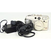 Canon PowerShot G2 (4,1 Megapixel), Farbe: silber