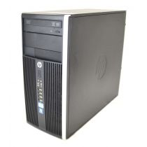 Compaq 6200 Pro Microtower Intel Core i5-2400 3.10GHz 4GB RAM 500GB HDD