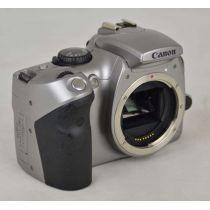 Canon EOS 300D (6,3 Megapixel), Farbe: silber