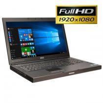 Dell Precision M6600 Intel Core i7-2620M 2.70GHz 17.3 Zoll (44 cm) DE Laptop B-Ware 4GB RAM 320GB HDD