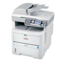 Oki MB480 A4 Laserdrucker S/W Duplex ADF unter 10.000 Seiten gedruckt
