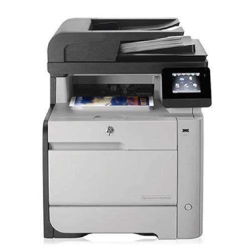 HP Color LaserJet Pro MFP M476dn A4 (210 x 297 mm) Laserdrucker Farbe unter 1 - 1.000 Seiten gedruckt