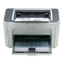 HP LaserJet P1505n A4 (210 x 297 mm) Laserdrucker S/W unter 20.001 - 40.000 Seiten gedruckt