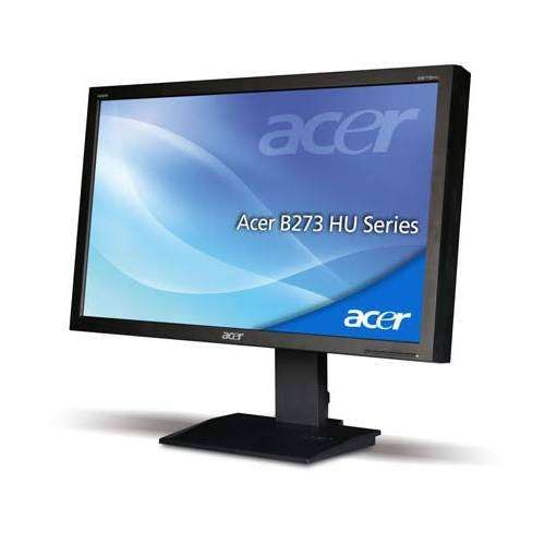 acer b273h 27 zoll 16 9 widescreen monitor 1920x1080 px. Black Bedroom Furniture Sets. Home Design Ideas
