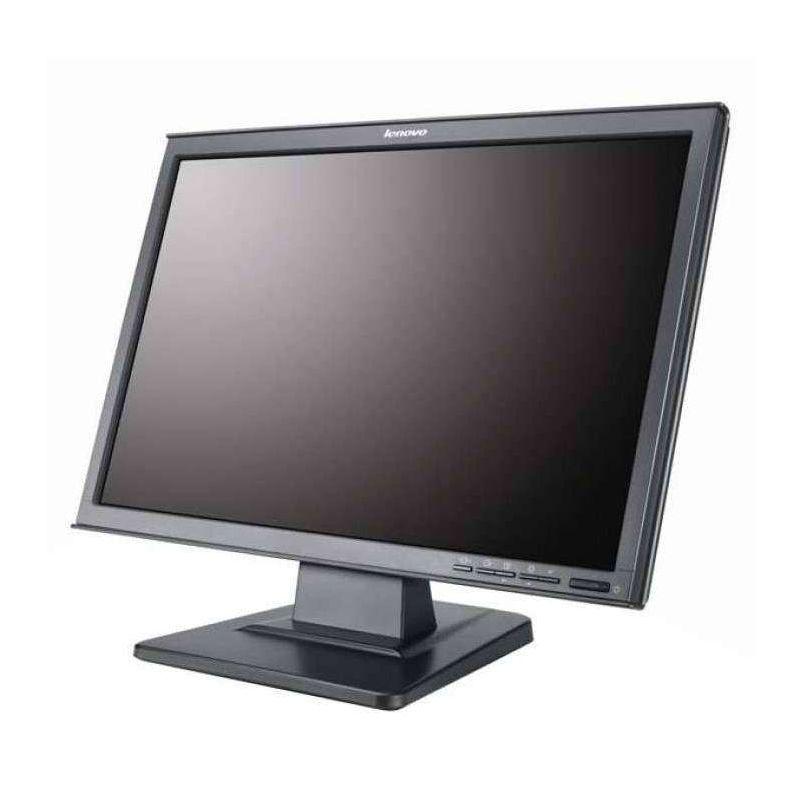lenovo d221 wide tft 22 zoll 16 10 monitor it. Black Bedroom Furniture Sets. Home Design Ideas
