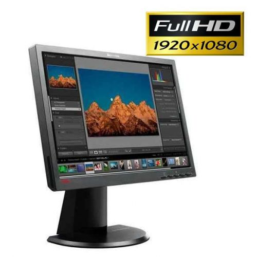lenovo thinkvision l220x 22 zoll 16 10 full hd monitor. Black Bedroom Furniture Sets. Home Design Ideas