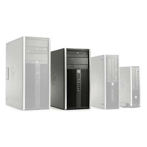 HP Compaq 8200 Elite Microtower Tower Intel Core i5-2500 3.30GHz KONFIGURATOR