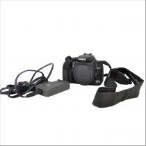 Canon EOS 400D SLR-Digitalkamera Body (10 Megapixel) schwarz, gebraucht