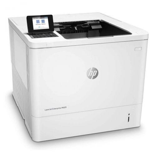 HP LaserJet Enterprise M609dn Duplex LAN S/W superschnell 75S/min Toner ist NEU