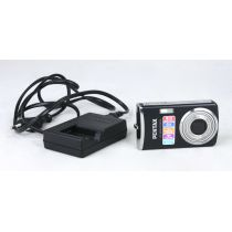 Pentax Optio M50 (8,0 Megapixel) gebrauchte Digitalkamera