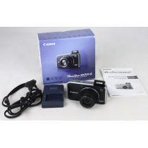 Canon PowerShot SX210 IS gebrauchte Digitalkamera (14 Megapixel) schwarz