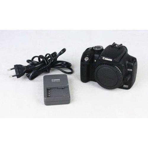 Canon EOS 350D SLR-Digitalkamera Body gebraucht (8 Megapixel)