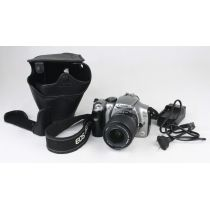 Canon EOS 300D inkl. 18-55mm Objektiv (6,3 MP) Gebraucht