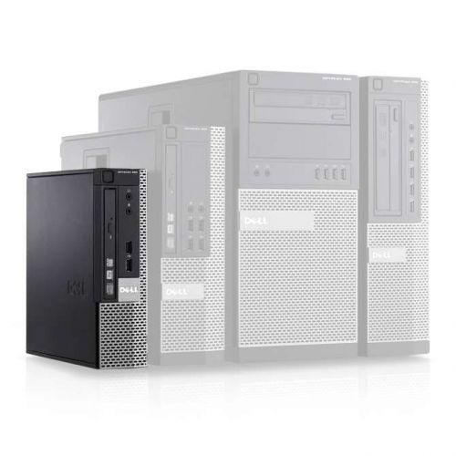 Dell OptiPlex 790 USFF Ultra Small Mini Desktop PC i3-2100 KONFIGURATOR Win10