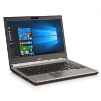 Fujitsu Lifebook E734 Intel Core i5-4300M 2.60GHz 13.3 Zoll (33.8 cm) DE Laptop B-Ware 4GB RAM 320GB HDD