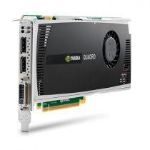 nVidia Quadro 4000 2GB DDR5 DVI 2x DP DisplayPort PCI-E PCIe x16 CAD Rendering
