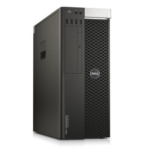 Dell Precision Tower 5810 Workstation B-Ware 1x Intel Xeon E5-1650 v3 3.50GHz Nicht vorhanden 8GB 500GB Win10