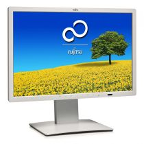 Fujitsu P24W-7 LED 24 Zoll Full-HD 16:10 Monitor 1920x1200 DP DVI VGA A-Ware