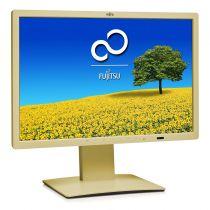 Fujitsu P24W-7 LED 24 Zoll 16:10 Monitor B-Ware vergilbt