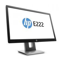 HP EliteDisplay E222 21.5 Zoll 16:9 Monitor 1920x1080 A-Ware