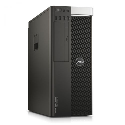 Dell Precision Tower 5810 Workstation 1x Intel Xeon E5-1650 v3 3.50GHz Nicht vorhanden KONFIGURATOR Win10