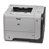 HP LaserJet P3015d A4 (210 x 297 mm) Laserdrucker S/W unter 1.001 - 2.000 Seiten gedruckt