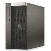 Dell Precision T7610 Workstation B-Ware 2x Intel Xeon E5-2687W v2 3.40GHz Nicht vorhanden 8GB 500GB Win10
