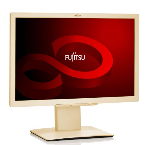 Fujitsu B22W-7 LED 22 Zoll 16:10 Monitor B-Ware vergilbt