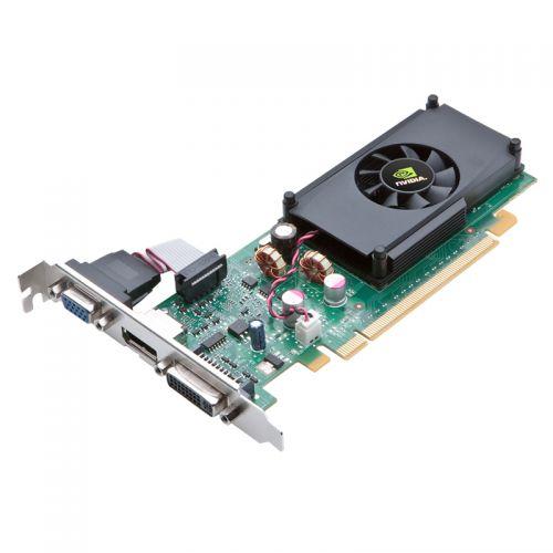 nVidia GeForce 210 Grafikkarte 1GB DDR3 PCI Express 2.0 x16 1x DVI-I 1x HDMI 1x VGA