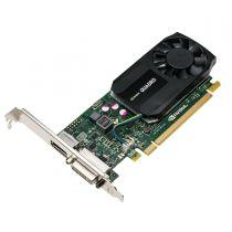 nVidia Quadro K620 full height Grafikkarte 2GB GDDR3 PCI Express 2.0 x16 1x DVI-I 1x DP