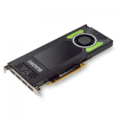 nVidia Quadro P4000 Grafikkarte 8GB GDDR5 PCI Express 3.0 x16 4x DP