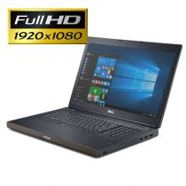 Dell Precision M6700 17.3 Zoll (44 cm) Intel Core i7-3520M 2.90GHz DE B-Ware 4GB 320GB Win10