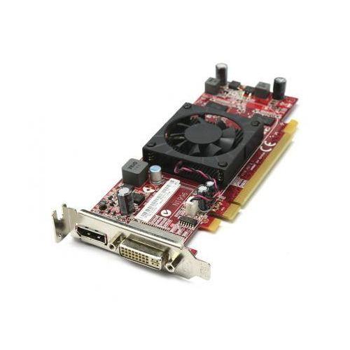 AMD Radeon HD 5450 low profile SFF Grafikkarte 512MB DDR3 PCI Express x16 1x DVI-I 1x DP