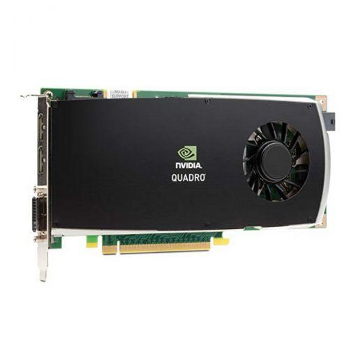 nVidia Quadro FX 3800 Grafikkarte 1GB GDDR3 PCI Express 2.0 x16 1x DVI-I 2x DP