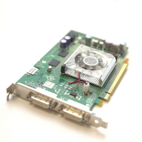 nVidia Quadro FX 550 Grafikkarte 128MB GDDR3 PCI Express x16 2x DVI-I