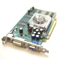 nVidia Quadro FX 540 Grafikkarte 128MB DDR1 PCI Express x16 1x DVI-I 1x VGA