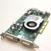 nVidia Quadro FX 1000 Grafikkarte 128MB DDR1 PCI Express x16 2x DVI-I