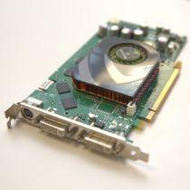 nVidia Quadro FX 1500 Grafikkarte 256MB GDDR3 PCI Express x16 2x DVI-I