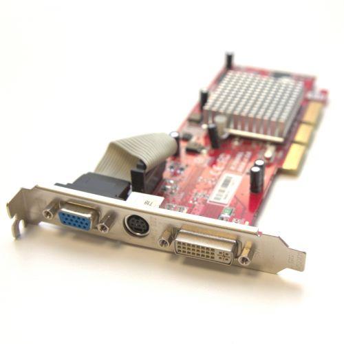 AMD Radeon GC-R7000L Grafikkarte 128MB DDR1 PCI Express x16 1x DVI-I 1x VGA