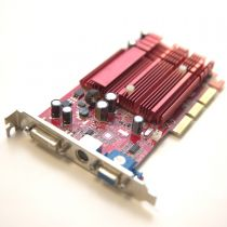 nVidia GeForce 6600 GT Grafikkarte 128MB GDDR3 PCI Express x16 1x DVI-I 1x VGA