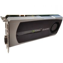nVidia Quadro 5000 Grafikkarte 2.5GB GDDR5 PCI Express 2.0 x16 1x DVI-I 2x DP