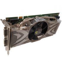 nVidia Quadro FX 4500 Grafikkarte 512MB GDDR3 PCI Express x16 2x DVI-I