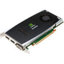 nVidia Quadro FX 1800 Grafikkarte 768MB GDDR3 PCI Express 2.0 x16 1x DVI-I 2x DP