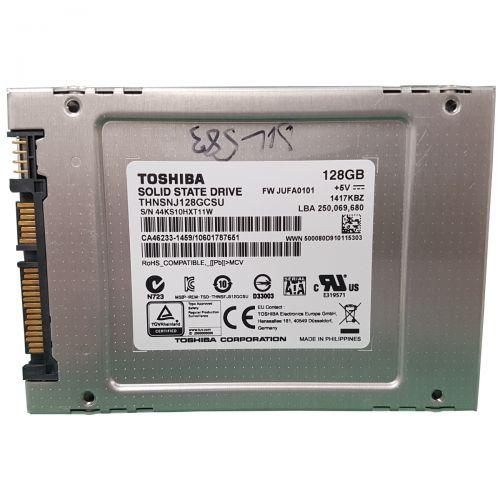 Toshiba THNSNJ128G SSD (Solid State Drive) 128GB 2,5 Zoll SATA III 6Gb/s