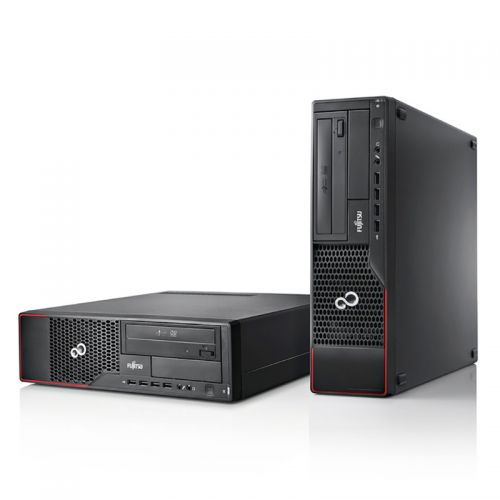 Fujitsu Esprimo E710 SFF Desktop Celeron G1610 2.6GHz 250GB 4GB A-Ware Win10