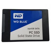 Western Digital WDS250G1B0A SSD (Solid State Drive) 250GB SSD 2,5 Zoll SATA III 6Gb/s