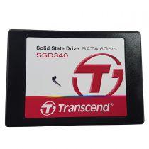 Transcend TS256GSSD340 SSD (Solid State Drive) 250GB SSD 2,5 Zoll SATA III 6Gb/s