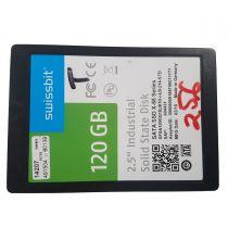 Swissbit SSD x-55 Series 120GB SSD (Solid State Drive) 120GB SSD 2,5 Zoll SATA III 6Gb/s
