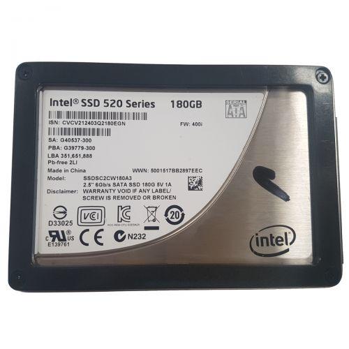 Intel SSD 520 Series 180GB SSD (Solid State Drive) 180GB SSD 2,5 Zoll SATA III 6Gb/s